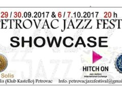 Petrovac Jazz Festival — Showcase 2017